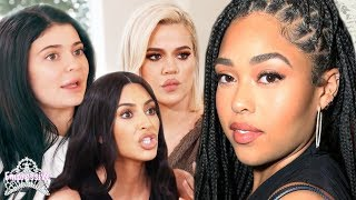 How Jordyn Woods survived the toxic Kardashian/Jenner clan! | Jordyn and Kylie's broken friendship
