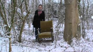 De Lege Stoel Deel 62 (Empty Chair) Contemporary Art Project