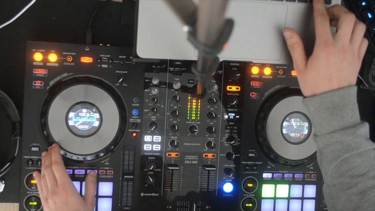 (LIVE MIX) Hip Hop & Dancehall Club Music 2020