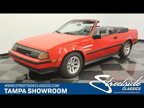 1985 Toyota Celica GTS Convertible For Sale | 1742 TPA