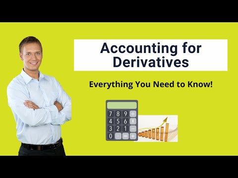 Accounting for Derivatives Comprehensive Guide
