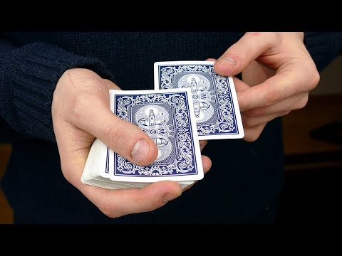 Card Switching For Card Tricks - Tutorial