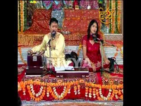 Sunil Dhyani & Manjit Dhyani Tum jo aa jaoge Krishna