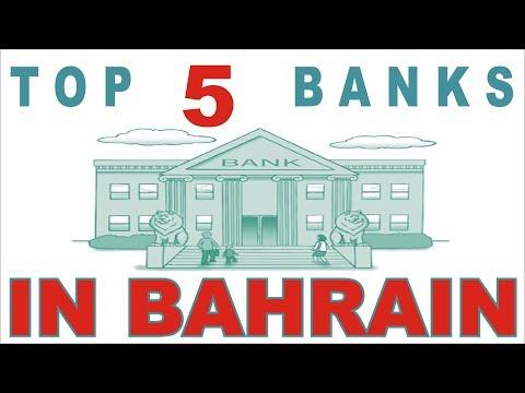 Top 5 Banks In Bahrain