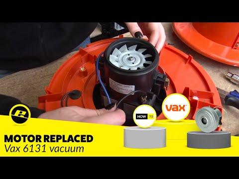 Convert Vax 6131 Dry Vacuum Cleaner To Wet Washer Doovi