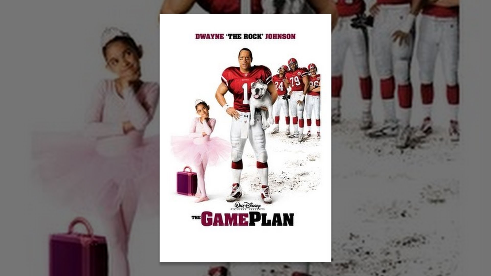 The Game Plan The Rock