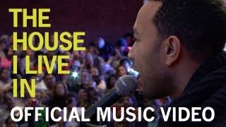 John Legend - The House I Live In (Official Music Video)