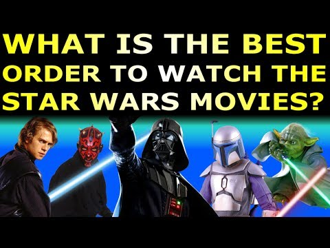 How To Watch Star Wars Before The Last Jedi
