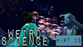 Sims 4: Weird Science | 29 | Picnic in Space?!