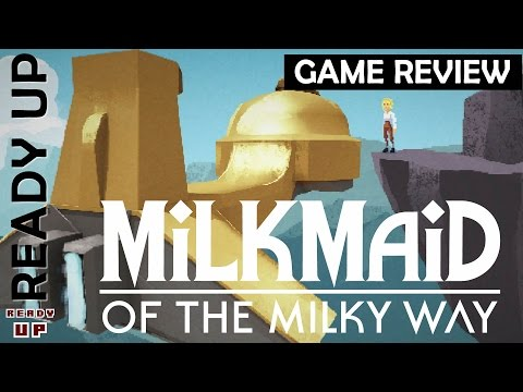 A RHYMING REVIEW - Milkmaid of the Milky Way