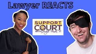 Working At 7/11 To Avoid Child Support?!   Lawyer Reacts