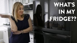 What's In My Fridge - Grocery Haul