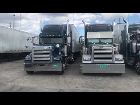 Freightliner Classic 99