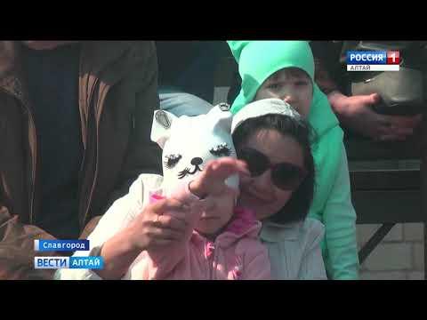 Несколько тысяч человек побывали в Славгороде на празднике Наурыз