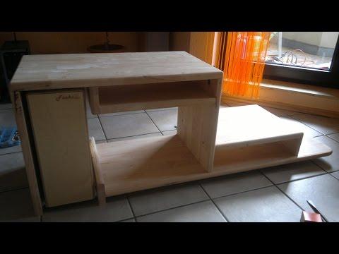 Funktionsmöbel Möbel selber machen Do it Yourself eines Lowboards mit CATIA V5