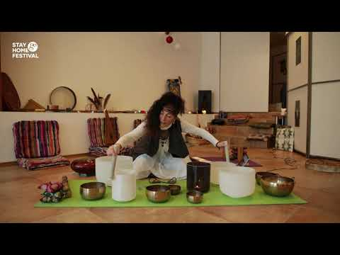 Йога и медитация с Михаела Стойкова - MaicaRa | STAY HOME FESTIVAL