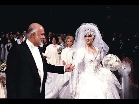 RARE - The Marriage of Céline Dion with René Angélil