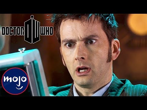 Top 10 Unexpected Doctor Who Moments
