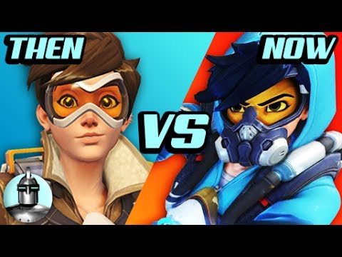 Overwatch - One Year Later (Beta vs. Now) | The Leaderboard