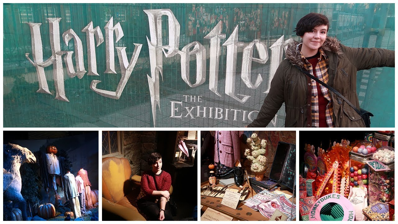 Harry Potter Exhibition Potsdam