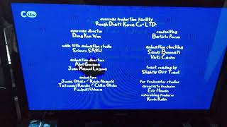 Adventure time Halloween special credits 2015