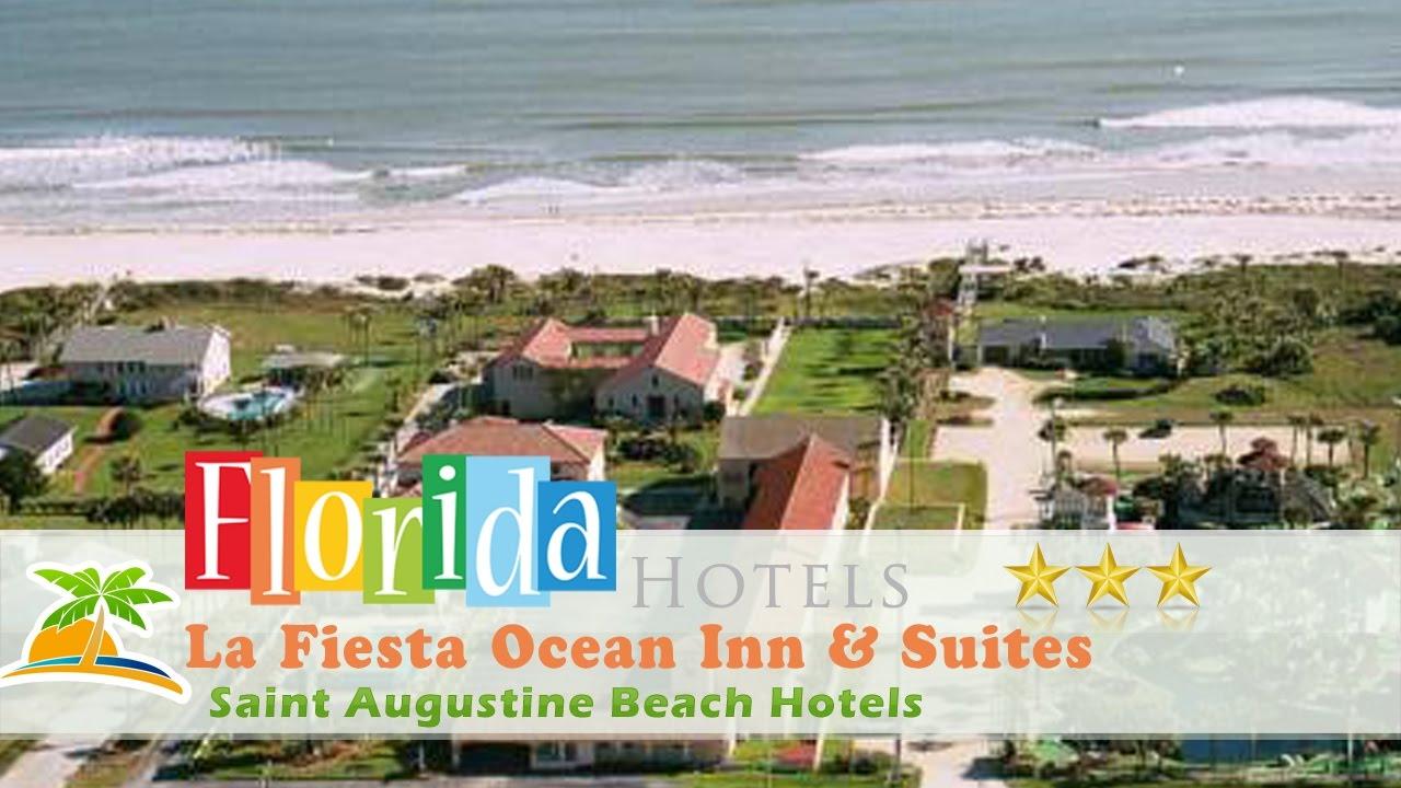 La Fiesta Ocean Inn Suites Saint Augustine Beach Hotels Florida