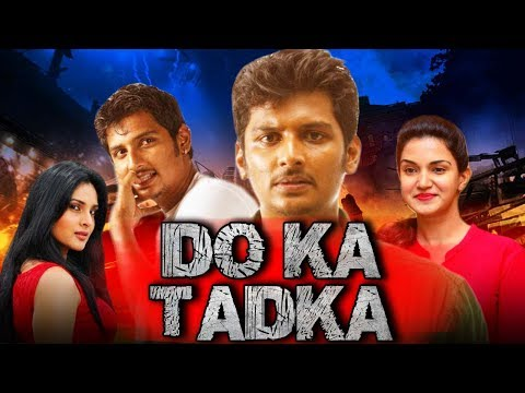 Do Ka Tadka (Singam Puli) Hindi Dubbed Full Movie | Jiiva, Divya Spandana, Honey Rose