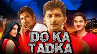 Do Ka Tadka (Singam Puli) Hindi Dubbed Full Movie | Jiiva, Ramya, Honey Rose
