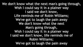 CeeLo Green - Robin Williams (Official Lyrics)