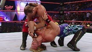 FULL-LENGTH MATCH - Raw 2004 - Chris Jericho vs. Shawn Michaels : Intercontinental Title Match