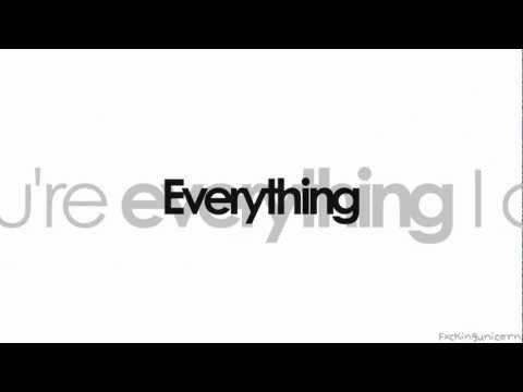 Stanfour - Everything I am (with Lyrics)
