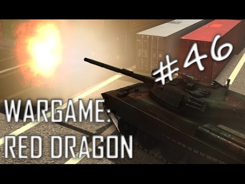 Japanese Judgment Day! Wargame: Red Dragon Gameplay #46 (Wonsan Harbor, 2v2)