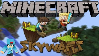 Minecraft - Sky Wars, maldito amigo !