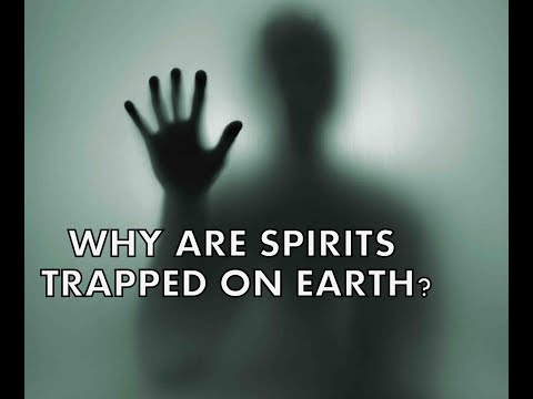 HUFF PARANORMAL FINAL MESSAGE REACTION, SPIRITS TRAPPED ON EARTH.