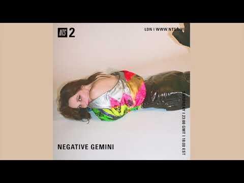 Negative Gemini NTS Radio mix