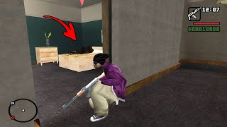 GTA San Andreas - Kill CJ's Mom Mission & Playing as Ballas! (The Death of Johnson's Mother)