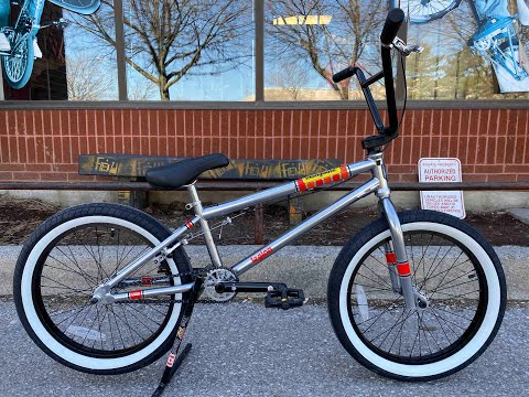 "2019 Mongoose Legion L100 20"" BMX Unboxing @ Harvester Bikes"