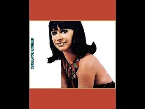 "ASTRUD GILBERTO SINGS ""TAKE ME TO ARUANDA"" - PARIS JAZZ FESTIVAL -1968"