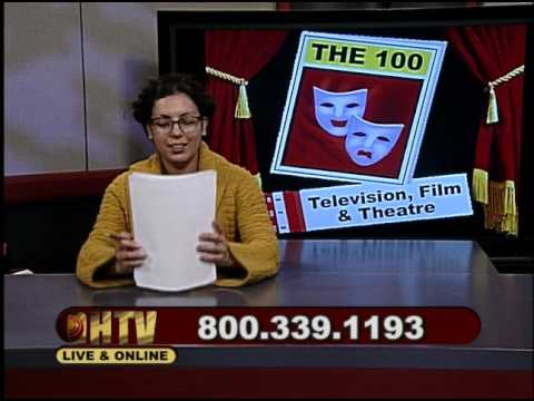 THE100 Television, Film & Theater Spring 2016 Session #09