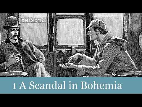 A Sherlock Holmes Adventure: A Scandal in Bohemia Audiobook