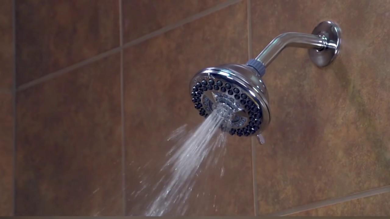 waterpik shower head costco