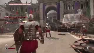 Ryse: Son of Rome Xbox One Gameplay