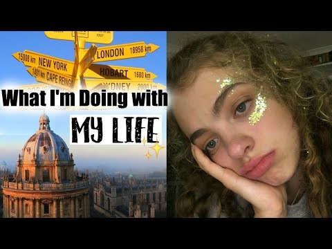 Chatty LIFE UPDATE: Oxford Uni Application? Gap Year? Personal Statement? Careers?