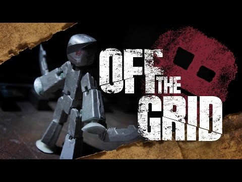 Stikbot | OFF THE GRID ☠️- S1 Ep. 10