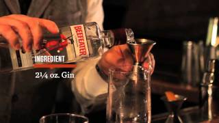 How To Make A Negroni - Speakeasy Cocktails