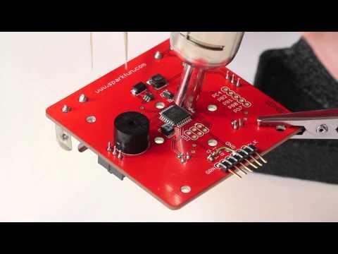 SparkFun Hot Air Rework with David Stillman
