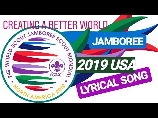 Jessica Williams – 24th World Scout Jamboree Official Song