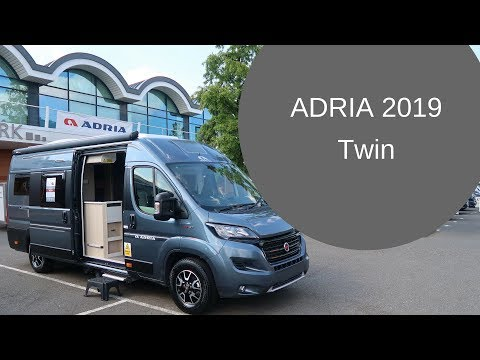 Adria Twin 2019 - First Look