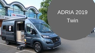 Adria Twin 2019 - First Look [CC]