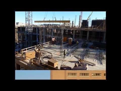 EERC construction